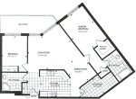 dewberry floor plan - Tollendale Village