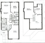 garden home floor plan - Tollendale Village